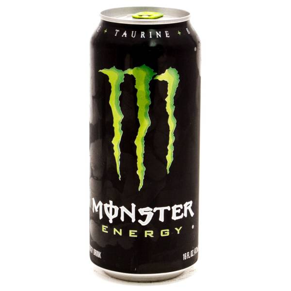 Monster Energy Drink Energy 748-05815.5oz Can