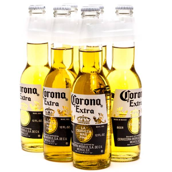 Corona Extra 6 Pack 12oz Bottles