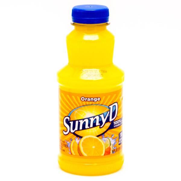 Sunny D Orange 16oz