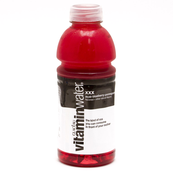 vitamin water acai blueberry pomegranate 20oz bottle beer wine