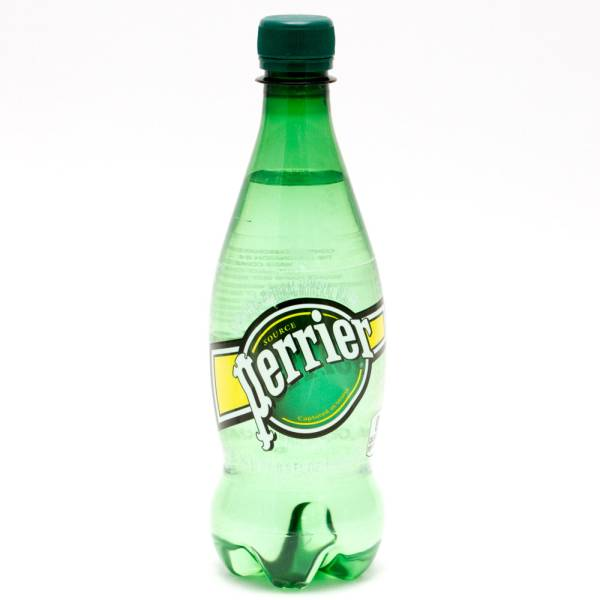 Perrier Sparkling Natural Mineral Water 16.9oz