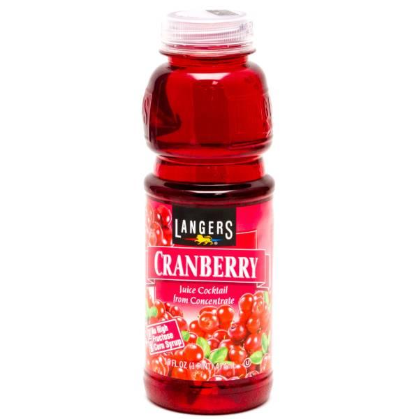 Langers Cranberry Juice 16oz