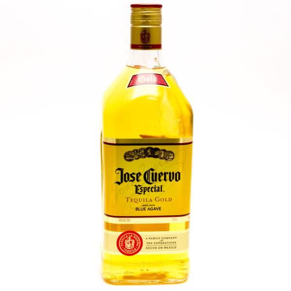 Jose Cuervo Especial Tequila Gold 1.75L