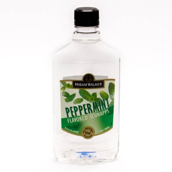 Hiram Walker Peppermint Schnapps 375ml