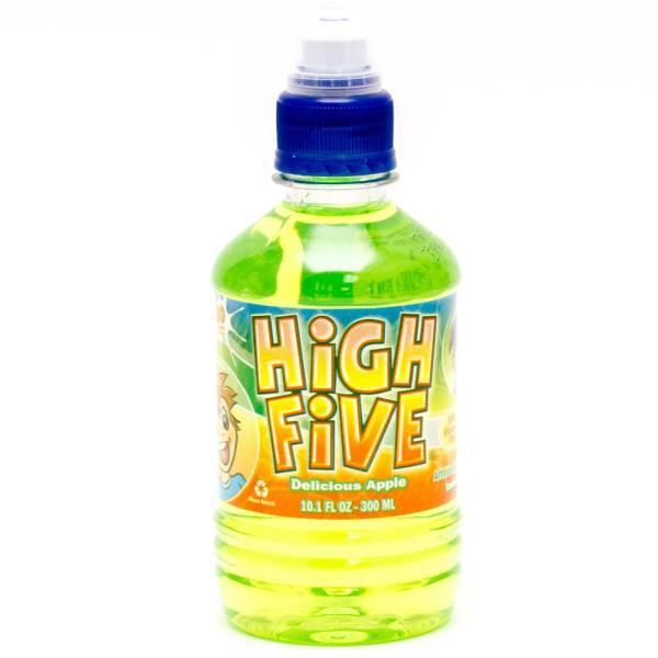 High Five Delicious Apple Drink 10.1oz