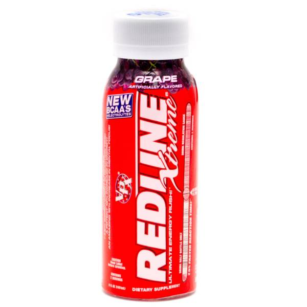 Red Line Extreme Ultimate Energy Rush Grape 8oz