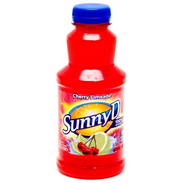 Sunny D Cherry Limeade 16oz