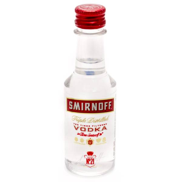 Smirnoff Vodka 50ml