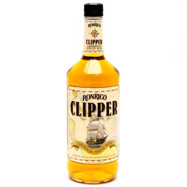 Ronrico Clipper Caribbean Spiced Rum 750ml