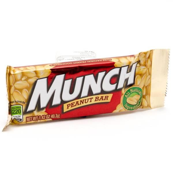 Munch Peanut Bar 1.42oz