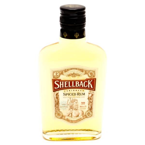 Shellback Spiced Rum 200ml