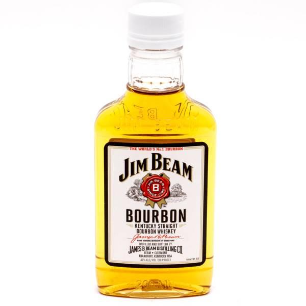 Jim Beam Kentucky Bourbon Whiskey 200ml