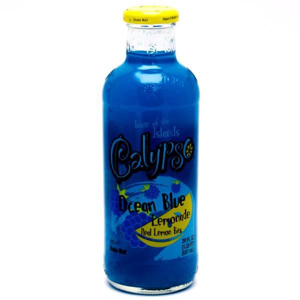 Calypso Ocean Blue Lemonade 20oz