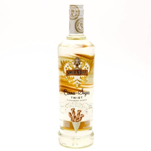 Smirnoff Cinna-Sugar Twist 750ml