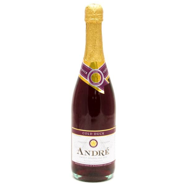 Andre Cold Duck Sweet Sparkling Red 750ml