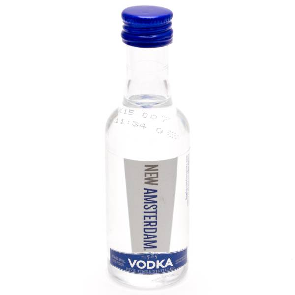New Amsterdam Vodka 50ml Beer Wine And Liquor Delivered To Your