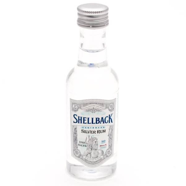 Shellback Silver Rum 50ml