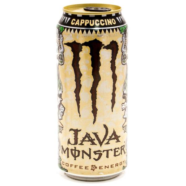 Java Monster Cappiccino 15oz Can