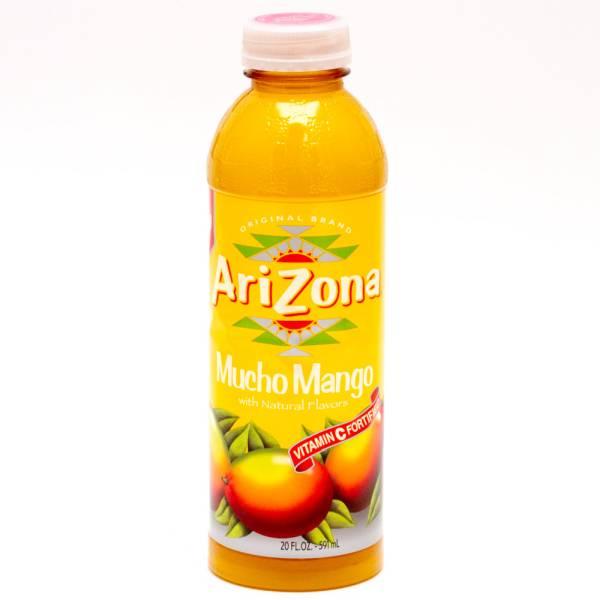 Arizona Mucho Mango 20oz