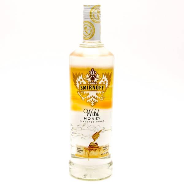 Smirnoff Wild Honey 750ml