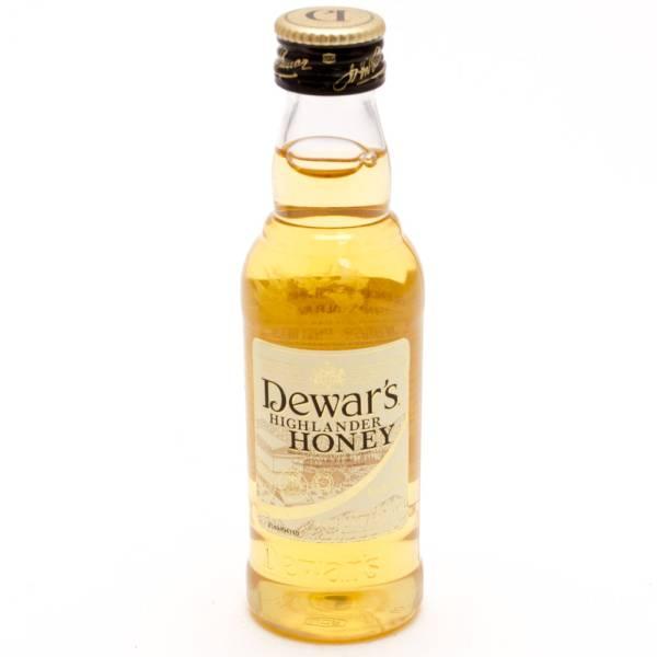 Dewar's Highlander Honey 50ml