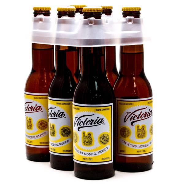 Victoria Cerveza 6 Pack 12oz Bottles