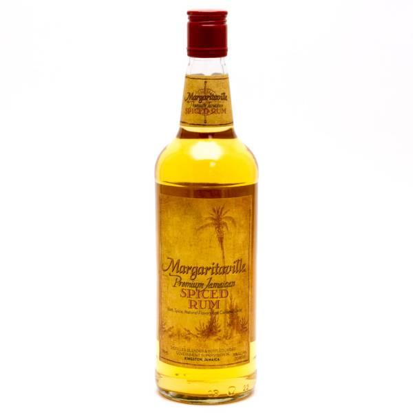 Margaritaville Premium Jamaican Spiced Rum 750ml