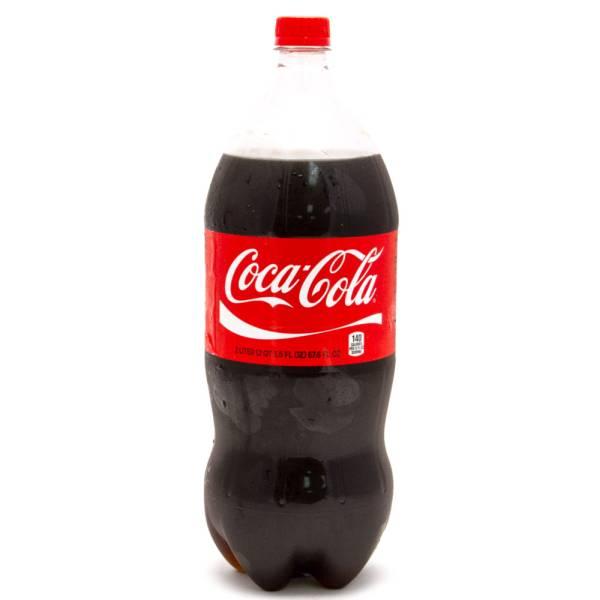 Coca-Cola 2L Bottle