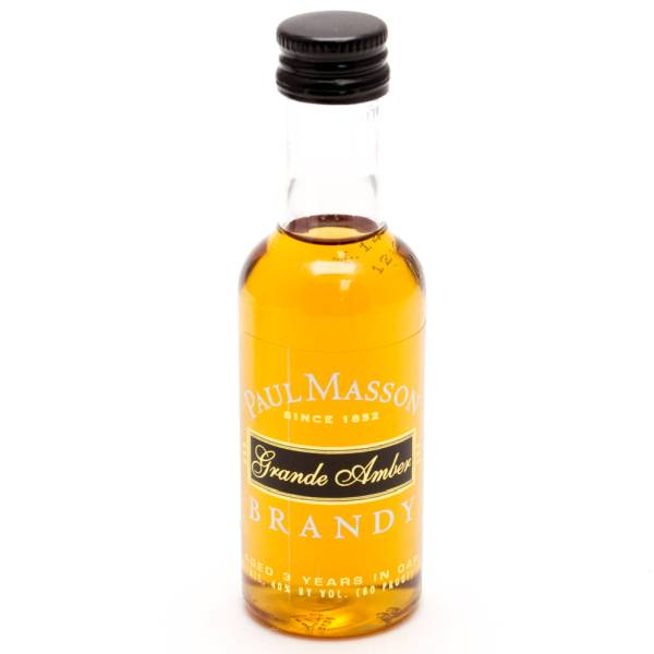 Paul Masson Grande Amber Brandy 50ml