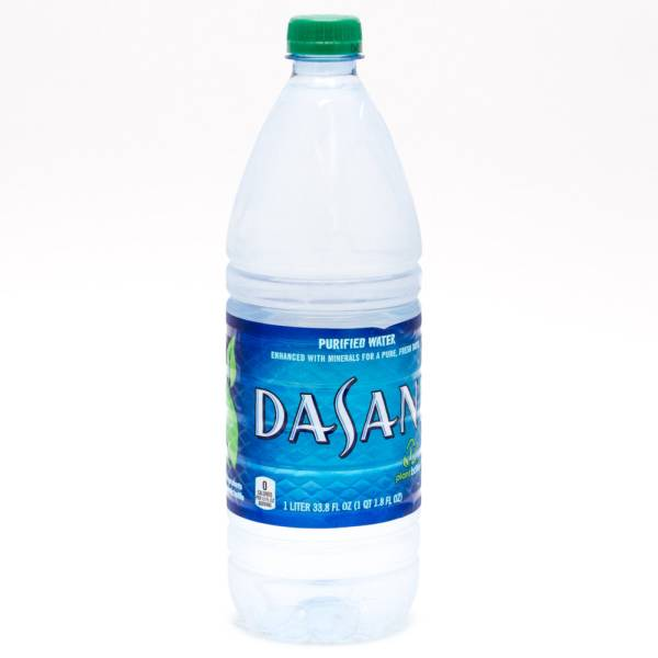 Water Bottle Dasani: Beer, Wine And Liquor Delivered
