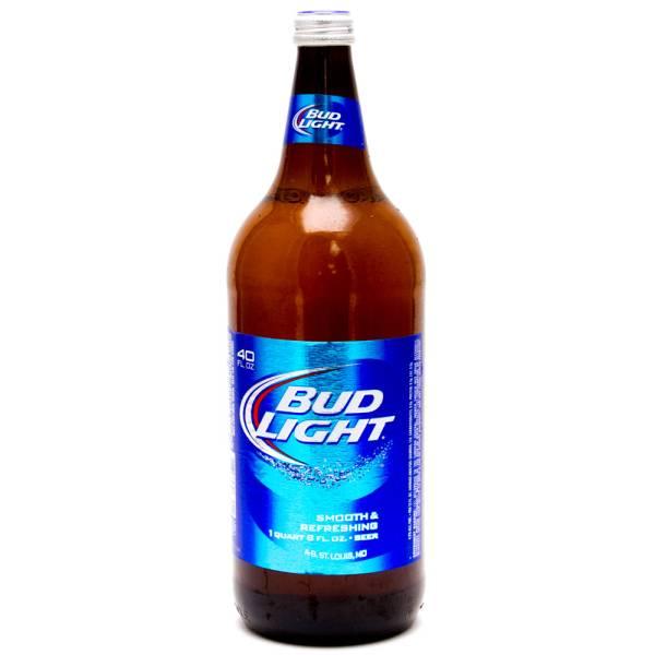 Bud Light 40oz