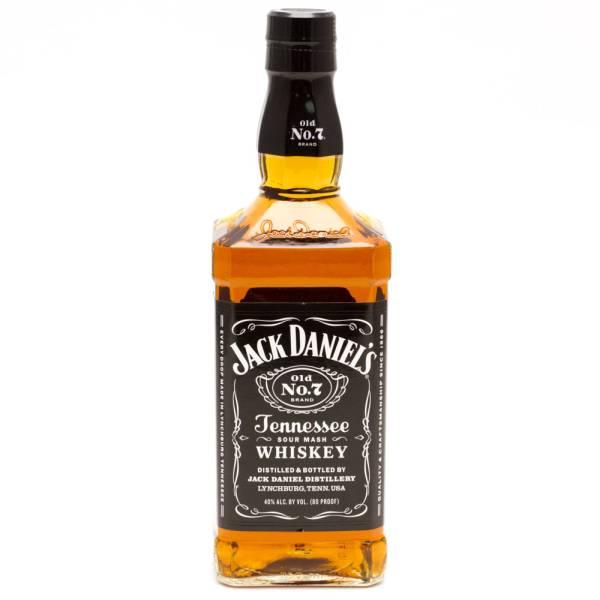 Jack Daniel's Tennessee Whiskey 750ml