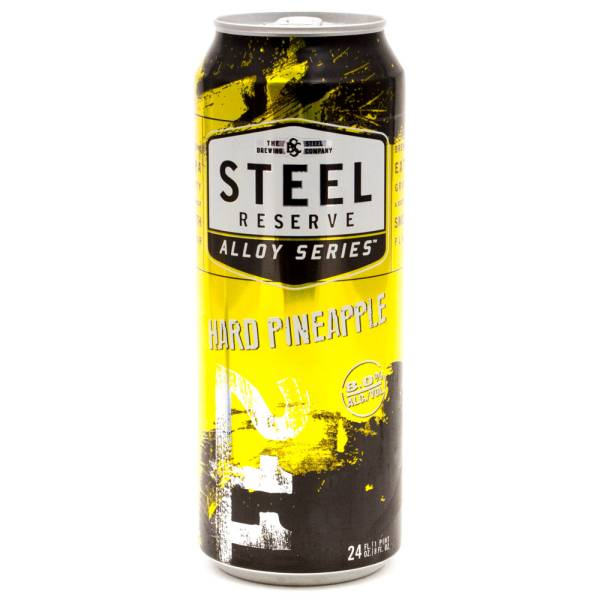 Steel Reserve Alloy Series Hard Pineapple 24oz