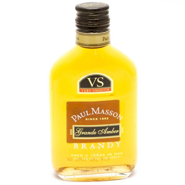 Paul Masson Grande Amber Brandy VS 200ml