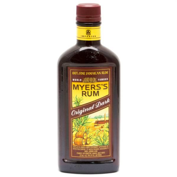 Meyers's Original Dark Rum 375ml