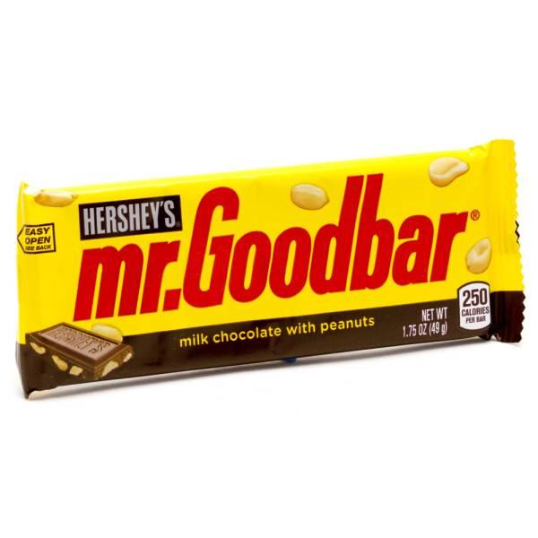 Hershey's mr. Goodbar 1.75oz