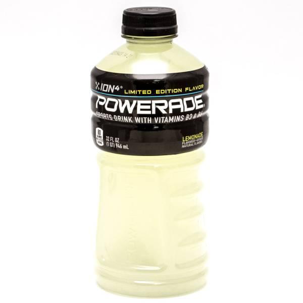 Powerade Lemonade 32oz