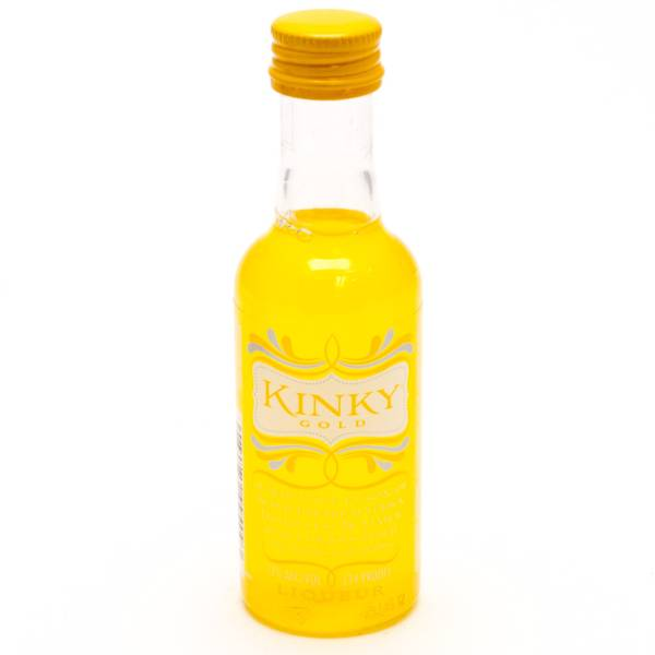 Kinky Gold Liqueur 50ml