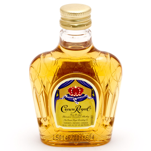 Crown Royal Canadian Whiskey 50ml