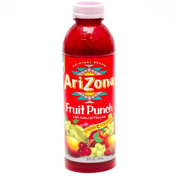 Arizona Fruit Punch 20oz