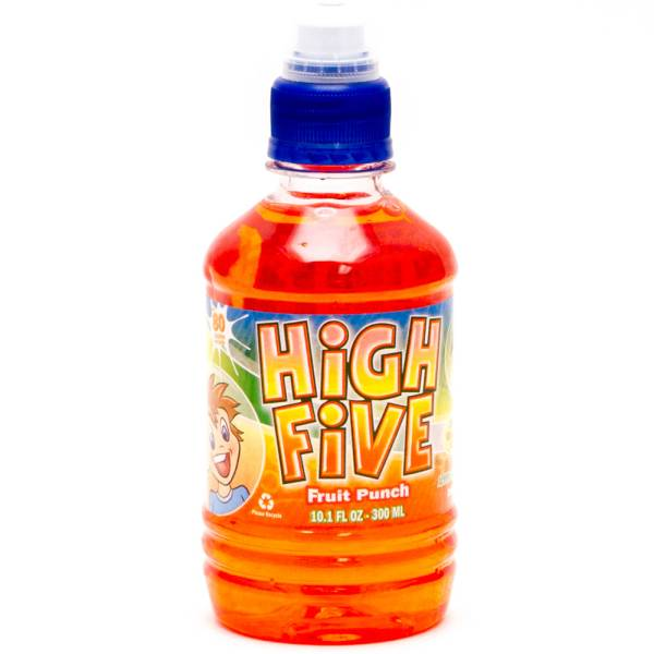 High Five Fruit Punch Drink 10.1oz