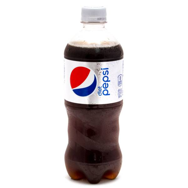 Diet Pepsi 20oz Bottle