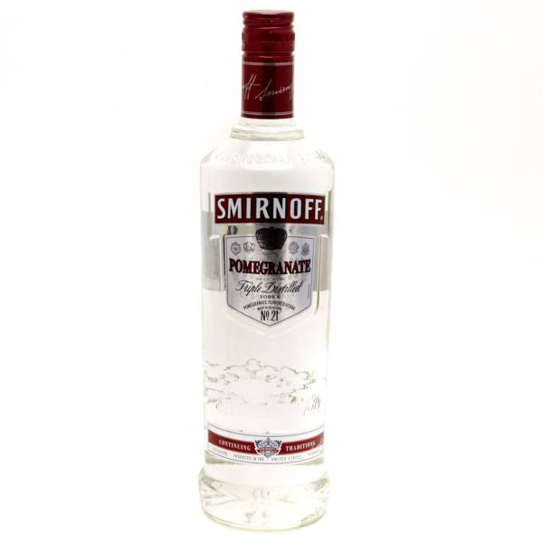 Smirnoff Pomegranate 750ml