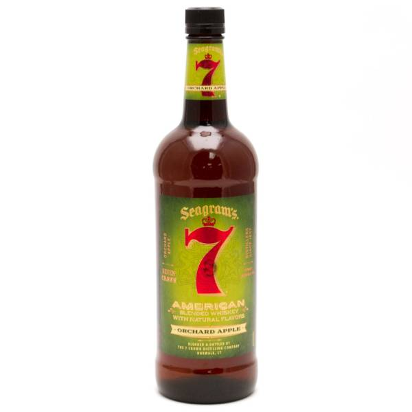 Seagram's American Orchard Orchard Whiskey 750ml