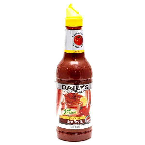 Dailys Original Bloody Mary Mix 33.8oz