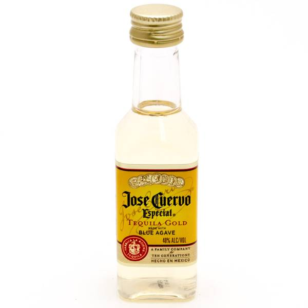 Jose Cuervo Especial Tequila Gold 50ml