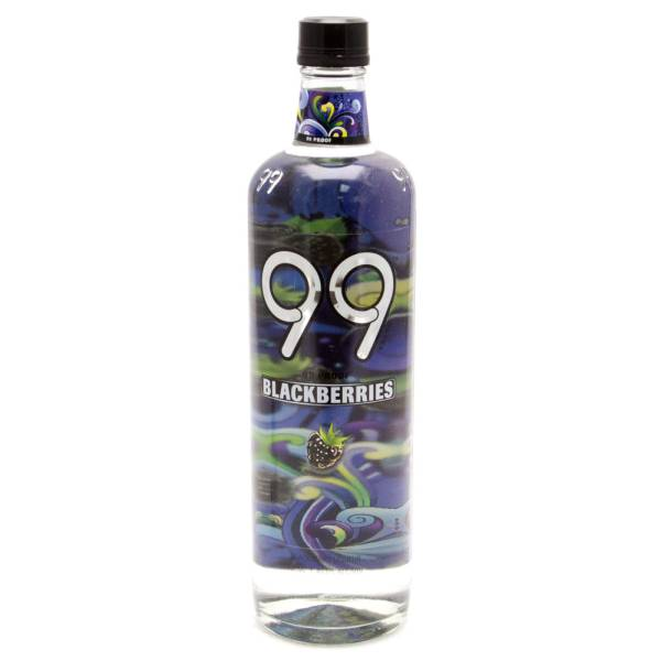 how to make blackberry schnapps