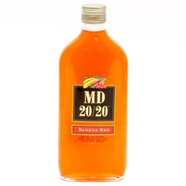 MD 20/20 Banana Red 375ml