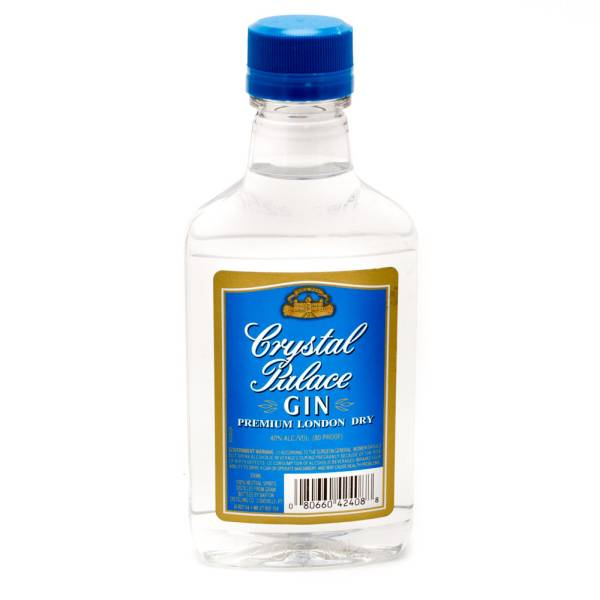 Crystal Palace Gin 200ml
