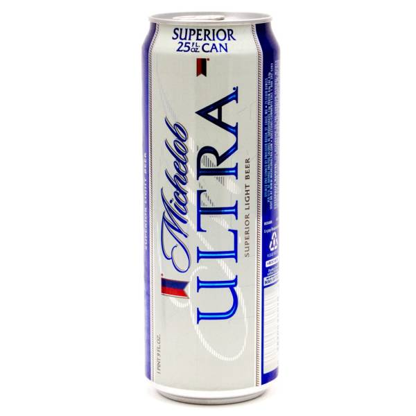 Michelob Ultra Superior Light Beer 25oz Beer Wine And
